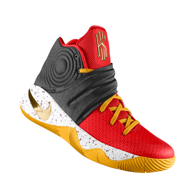 2a5336448da Kyrie 2 iD Men s Basketball Shoe