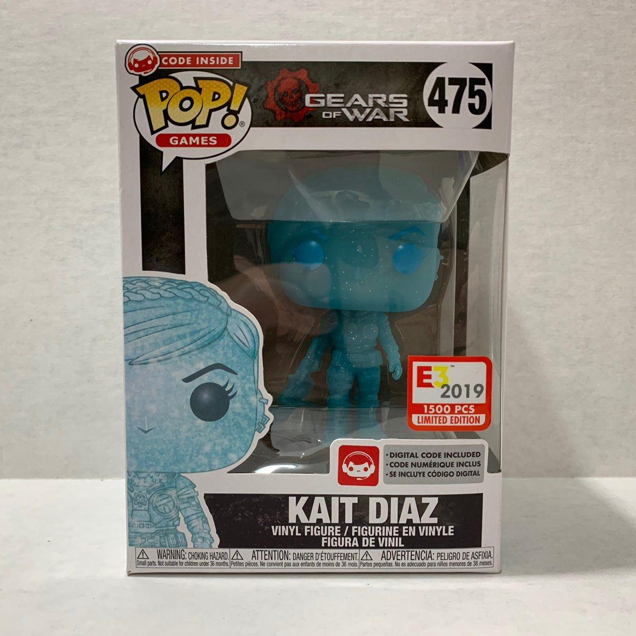 Gears of War Funko Pop Kait Diaz 475