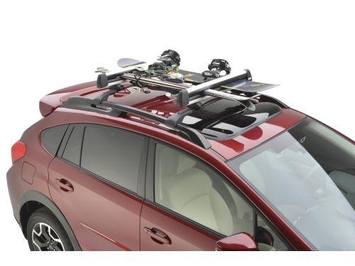 subaru xv crosstrek ski snowboard