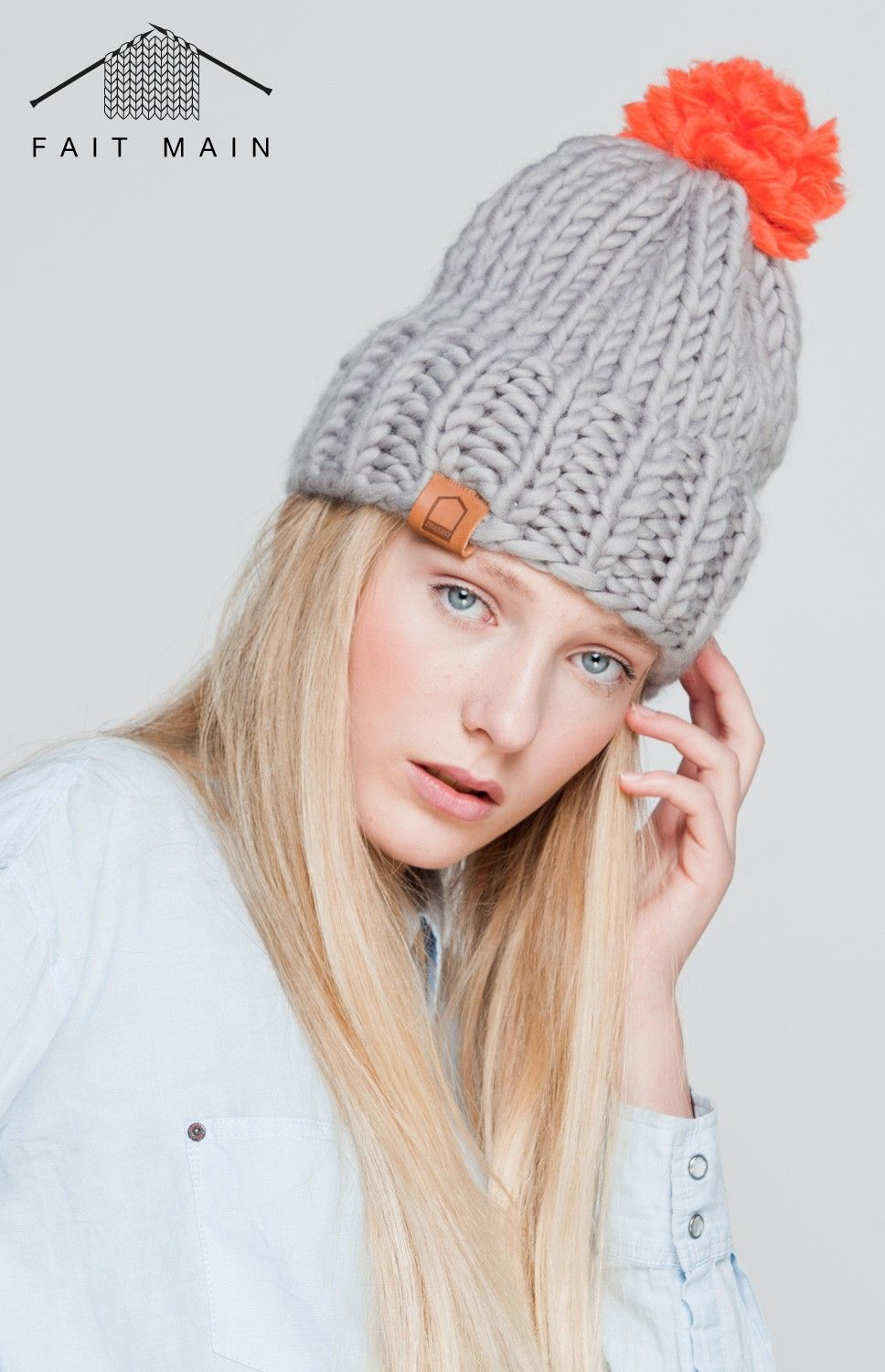 f419a019fe0 Winter Hats · Prism Beanie Coral