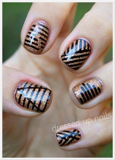 40 Classy Nail Art Ideas For Small Nails - 40 Classy Nail Art Ideas For Small Nails Hair And Makeup