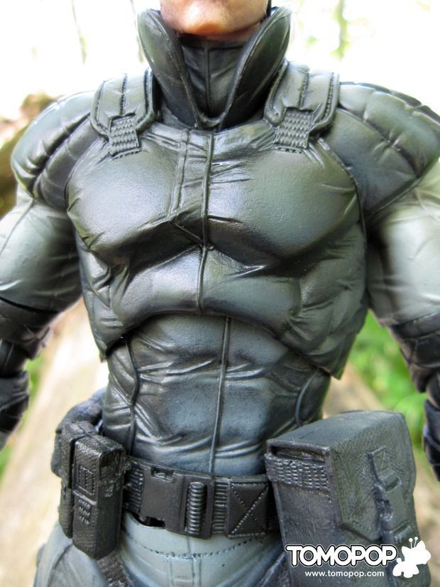 Snake Eyes Body Armor Art Front And Back