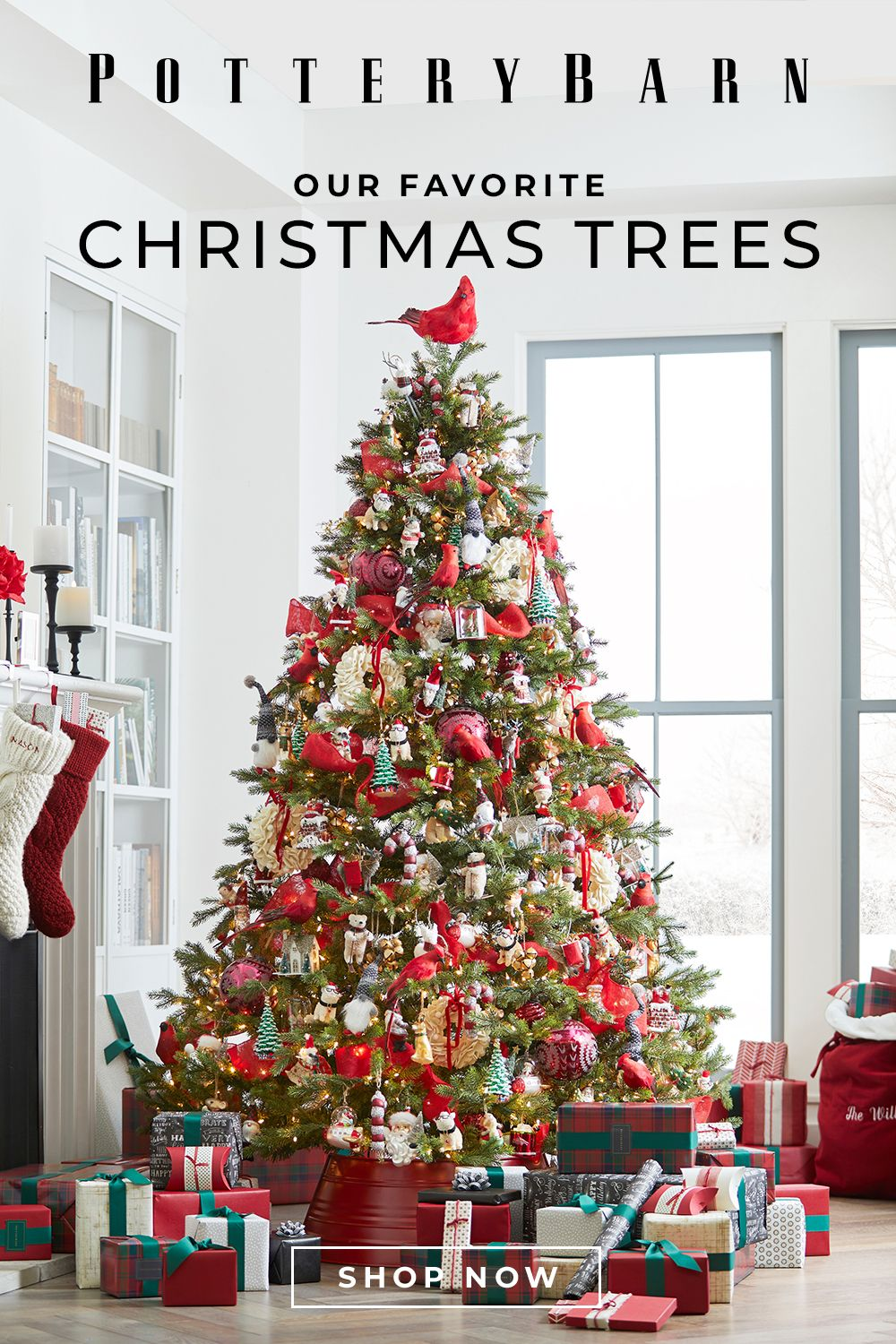 4 Stunning Christmas Tree Ideas to Try This Year