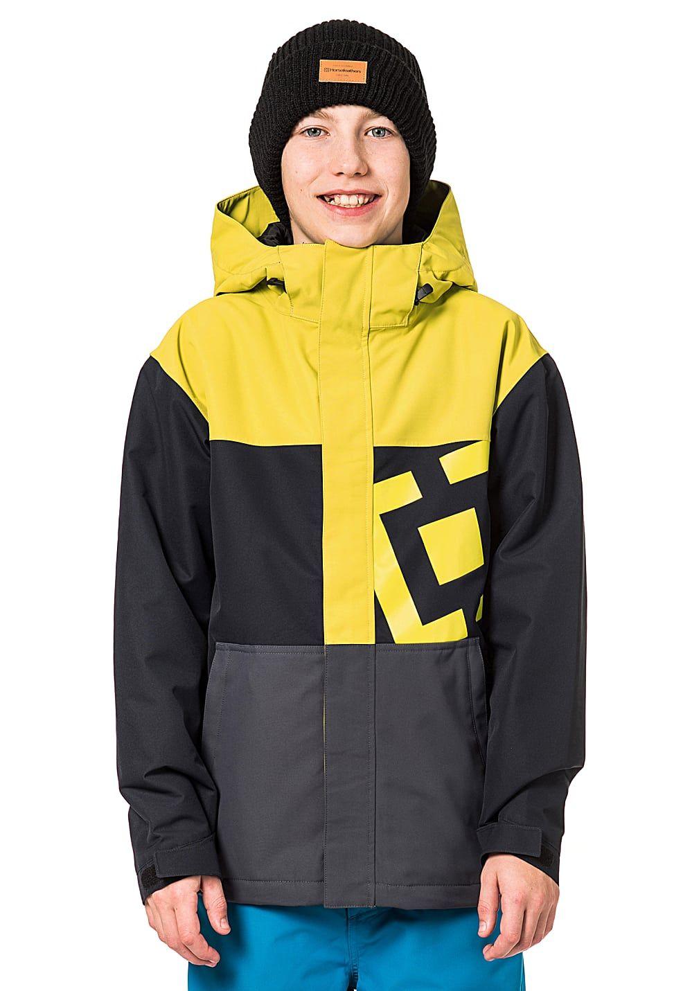 HORSEFEATHERS Falcon Snowboard jacken, Streetwear,