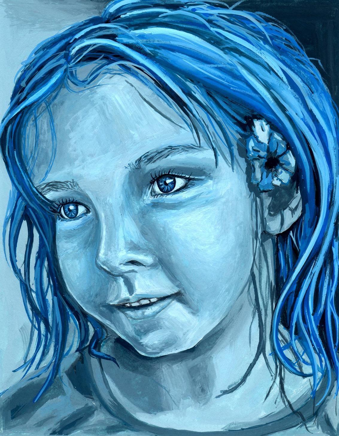 Design Monochromatic Painting monochromatic painting art education grade 6 term 1 figures painting