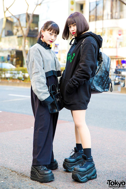 d5fc8e41063 Harajuku Streetwear Styles w  M.Y.O.B. NYC