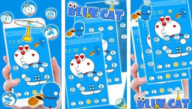 10 Aplikasi Tema Doraemon yang Paling Lucu