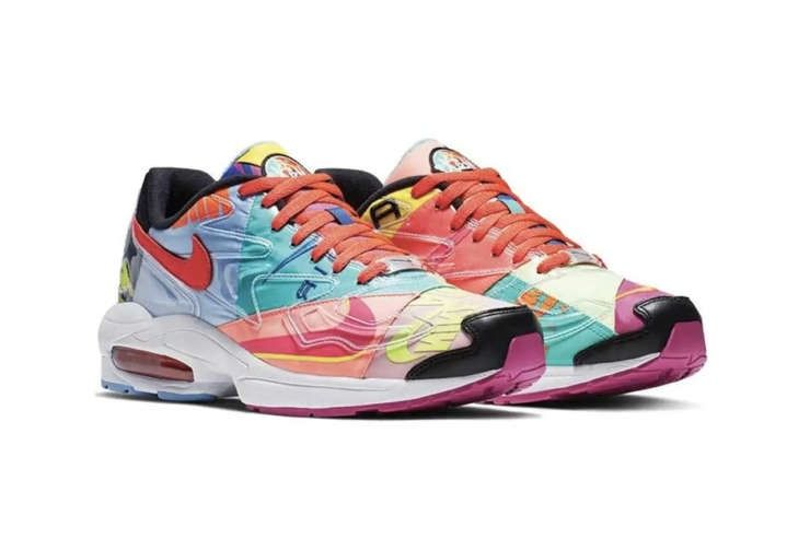 atmos x Nike Air Max2 Light Release Date | Nike air max 2