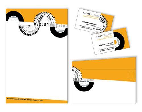 25 Examples of Excellent Letterhead Design Letterhead design