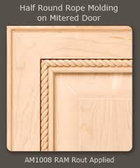 how to add molding to kitchen cabinet doors adding trim to cabinet doors search pam things 16769