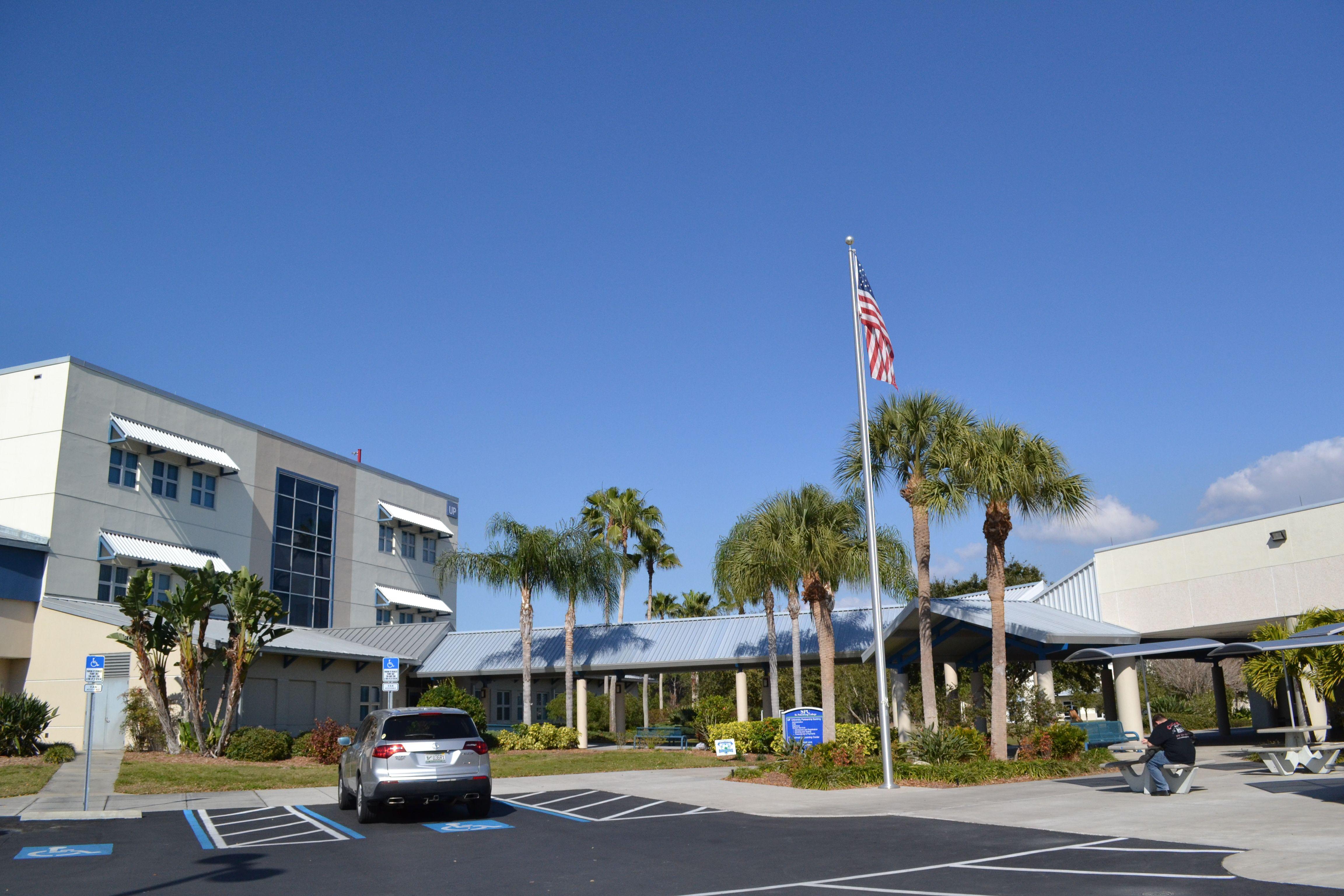 St  Petersburg College Campus, Seminole #spcollege | Campus