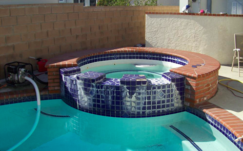 This Is What Happens When You Have A Flow Of Hardwater In Your Pool Water Softener Hard Water Softener
