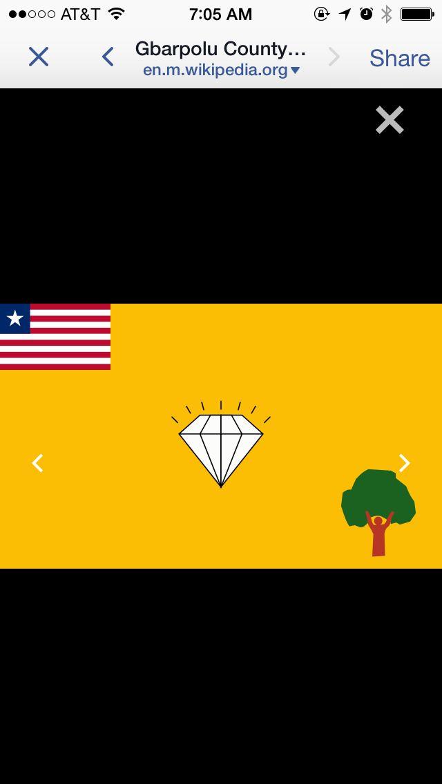 gbarpolu county flag liberia