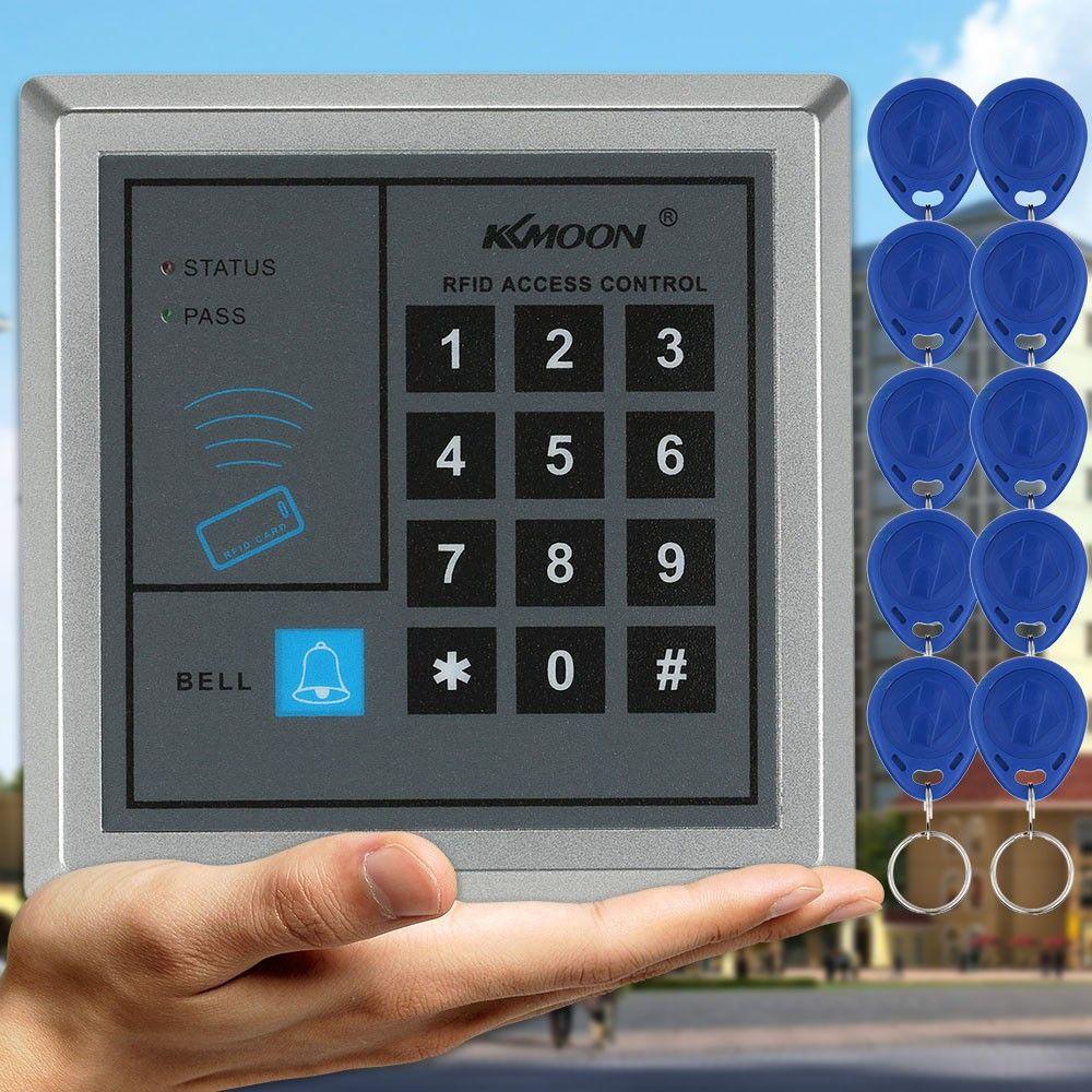 RFID Proximity Entry Door Lock Access Control System + 10 Key Fobs & RFID Proximity Entry Door Lock Access Control System + 10 Key Fobs ... pezcame.com