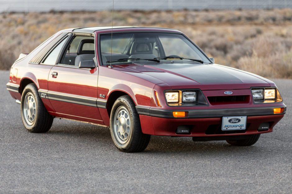 1986 Ford Mustang Gt 5 0 5 Speed Mustang Gt Ford Mustang Gt Mustang