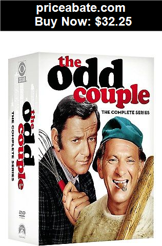 Music-Albums: Odd Couple: The Complete TV Series Seasons 1 2 3 4 5 DVD Box Set NEW! - BUY IT NOW ONLY $32.25