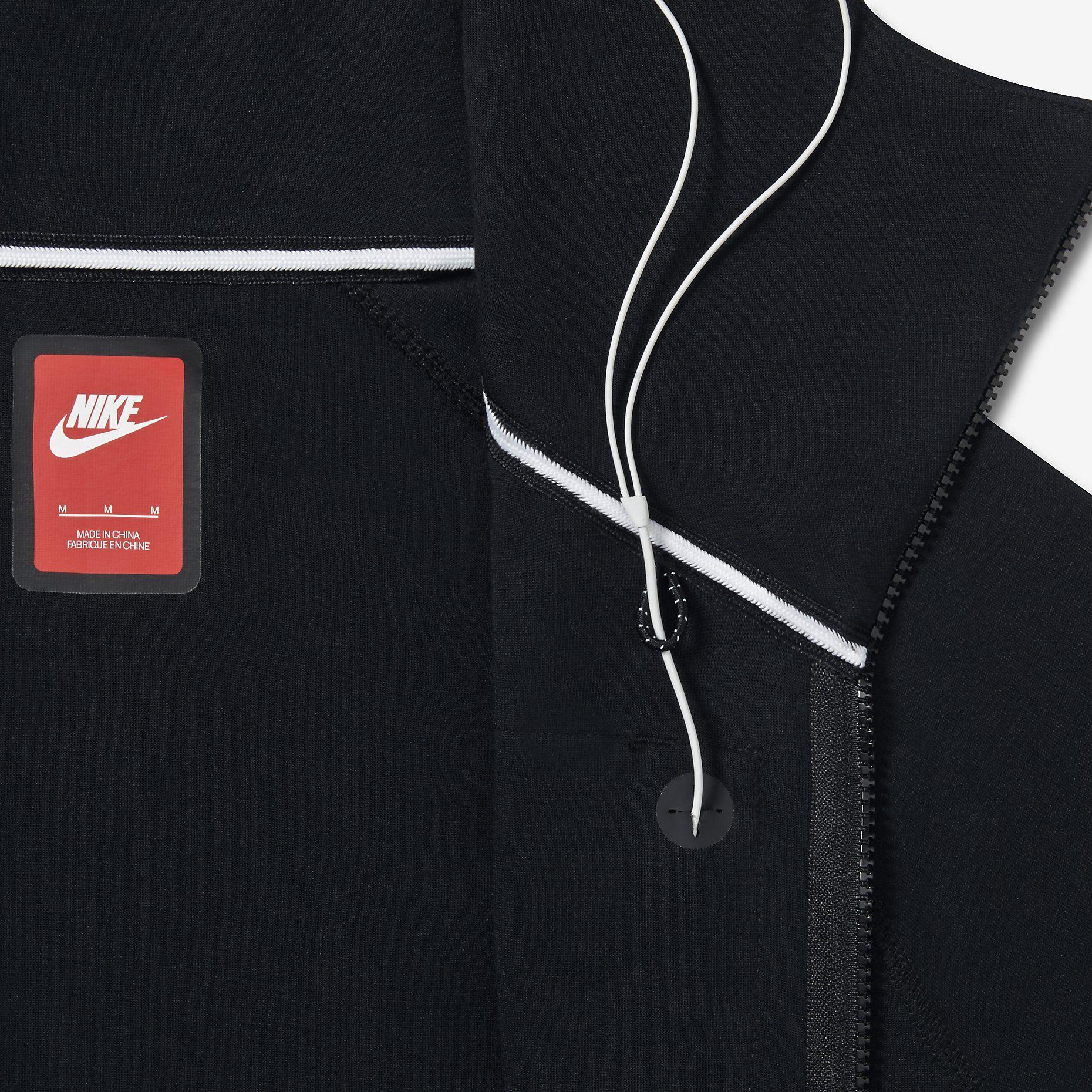 Nike Tech Fleece Hero FullZip Women's Hoodie. Nike Store
