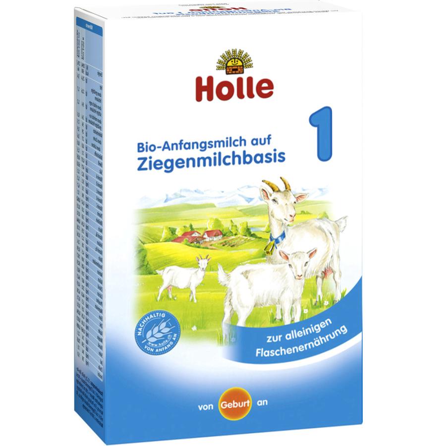 Holle Organic Goat Milk Baby Formula Stage 1 6 Pack Goat Milk Formula Goat Milk Baby Formula Goat Milk