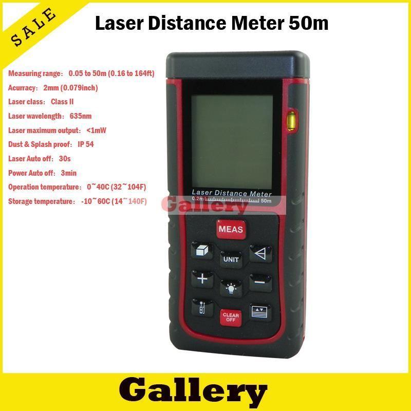 (Buy here: http://appdeal.ru/3lm ) Trena Laser Laser Medidas 2015 Direct Selling Special Offer Digital Tape Measure 50 M Rangefinder Distance Meter Gge50 for just US $41.30