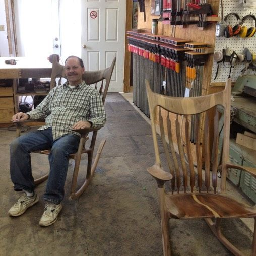 Superieur Build Your Own Rocking Chair Course