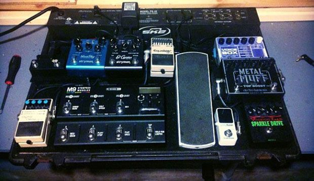 caspian s guide to creating a wall of sound four essential pedalboard tricks effects. Black Bedroom Furniture Sets. Home Design Ideas