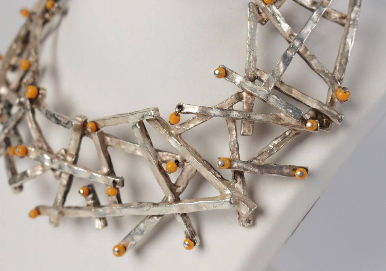 Pectoral Necklace by Biche de Berre image 2