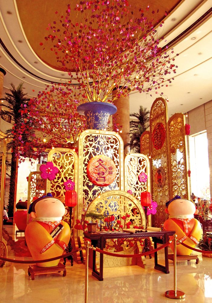 Chinese New Year | Chinese decor, Chinese new year ...