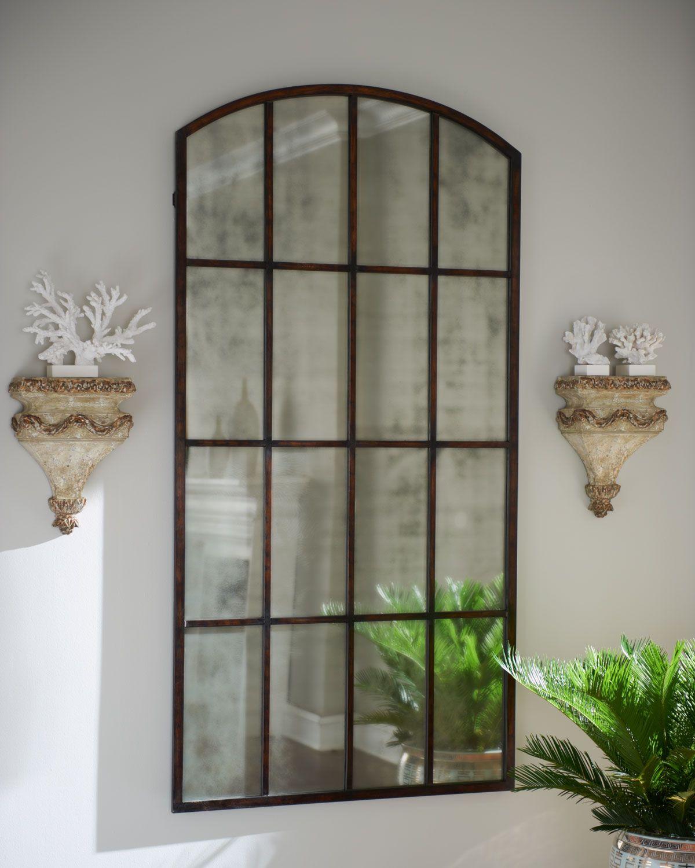 Amiel Large Arch Mirror