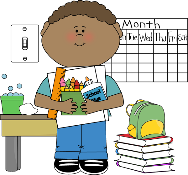 kindergarten clipart classroom jobs - photo #33
