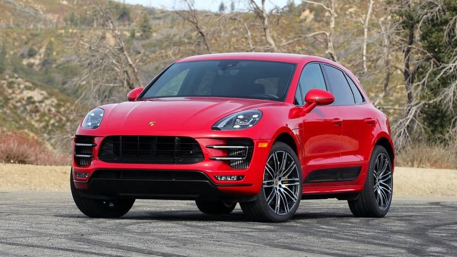 2018 Porsche Macan Turbo Review Porsche Macan Turbo Porsche Turbo