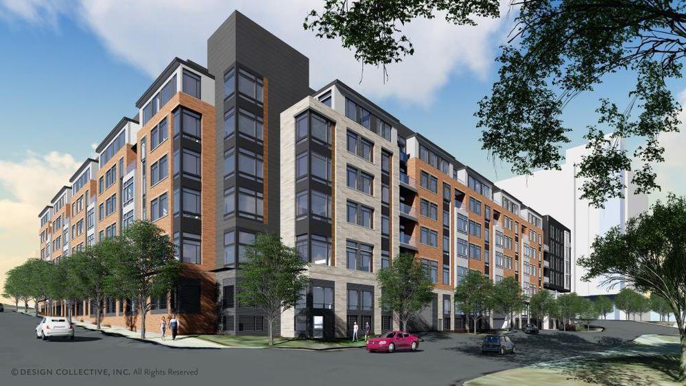 New Renderings Reveal Plans For Luxury Apartments Near White Flint Metro Condominium Design Apartment Luxury Luxury Apartments