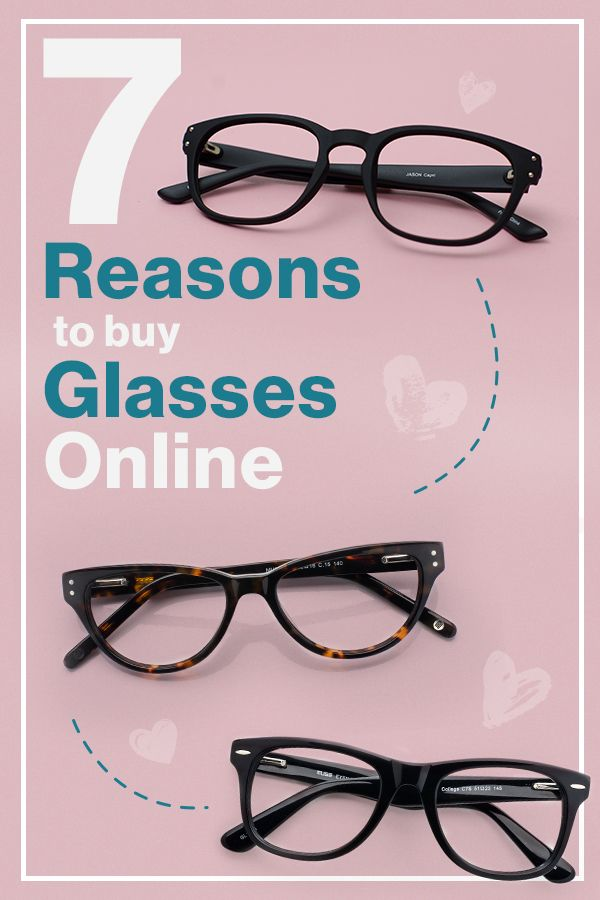 6f357436027 Pin on 7 Reasons To Buy Glasses Online