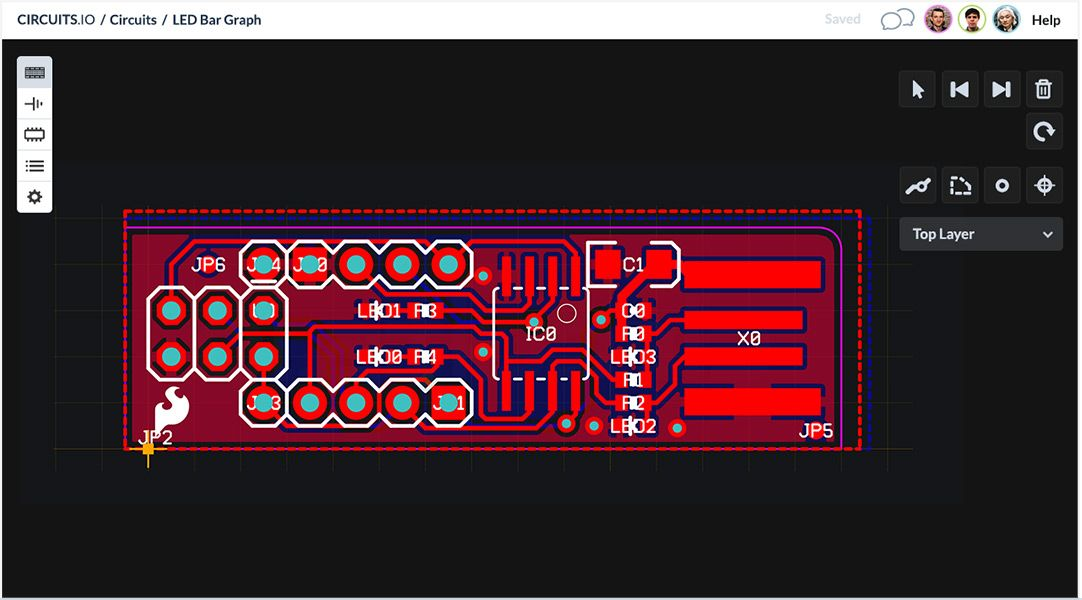 123D Circuits. \'Simulate Arduino online and easily create custom ...