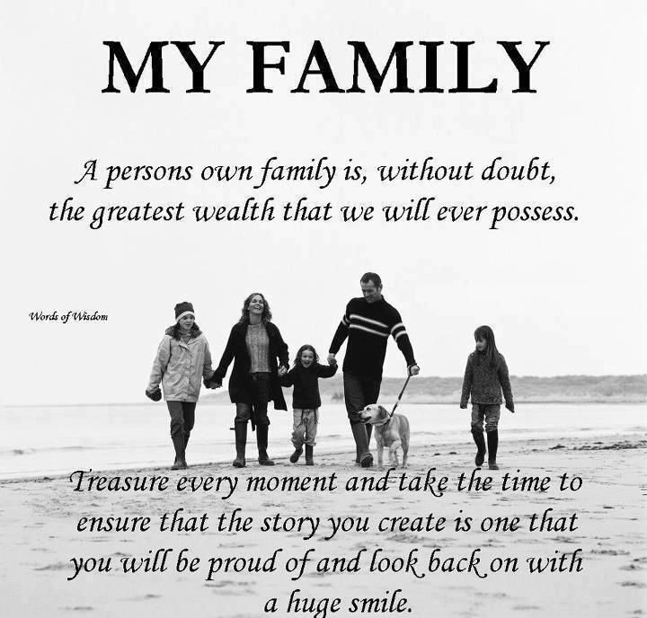 Families Stick By You Through Thick And Thin Favorite Sayings