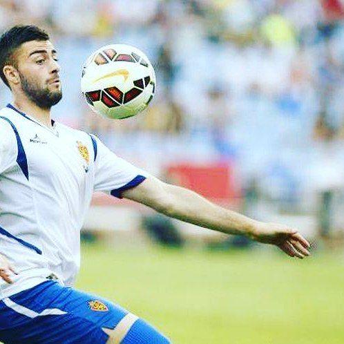 Diego Rico sufre un esguince en el tobillo izquierdo... #RealZaragoza #Zaragoza