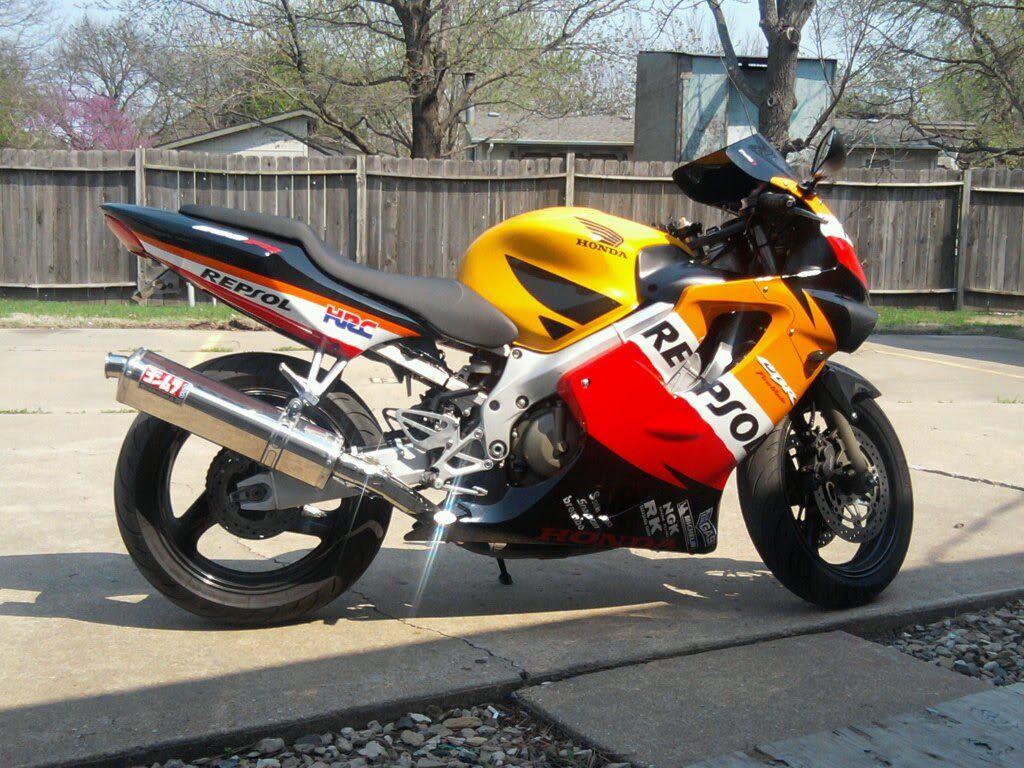 1999 Honda CBR 600 F4 Repsol