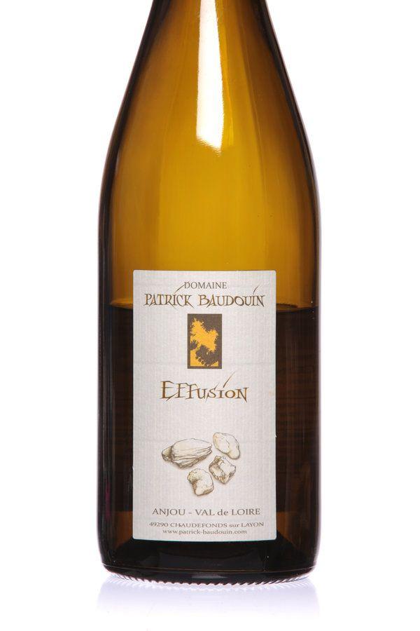 Thanksgiving Wine 2015 - Patrick Baudouin Anjou Blanc Effusion 2011 $25  - The New York Times