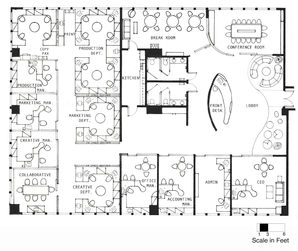 Office Floor Plans Space Is Available Office Floor Plan Office Space Planning Office Layout Plan