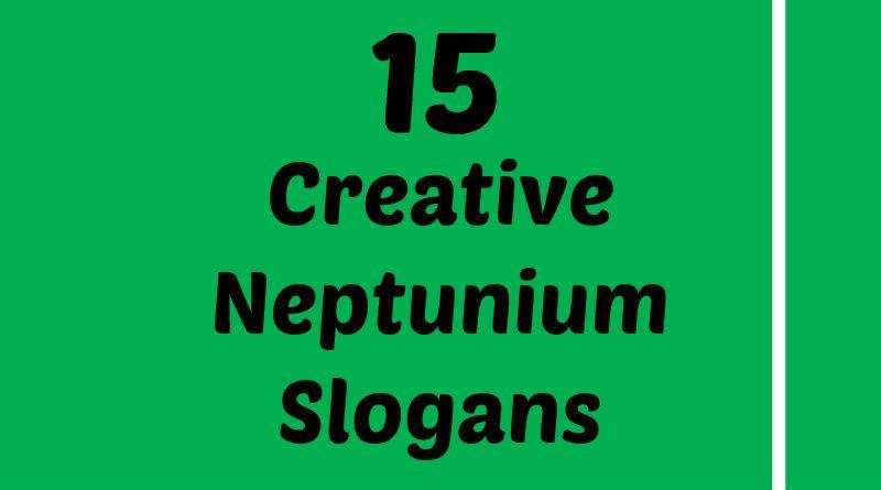 Neptunium Slogans Element Slogans Pinterest Slogan, Atomic - copy bromine periodic table atomic number