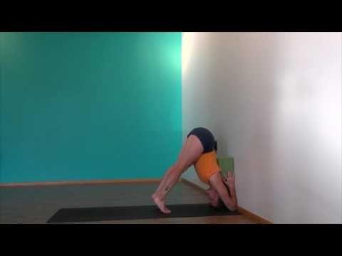 йогаблокyoga tips with christina sell headstand prep