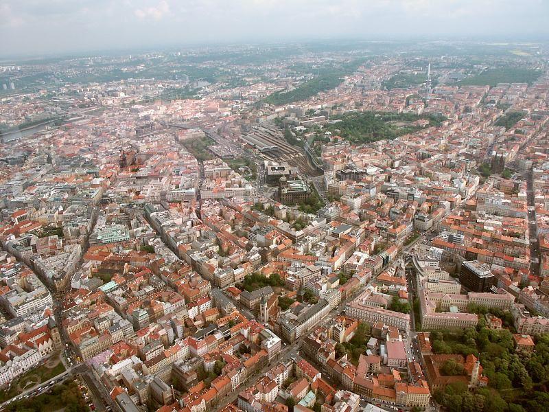 Prague, Praha, Praga, Prag - SkyscraperCity