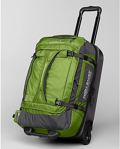 My next suitcase - Expedition Drop-Bottom Duffel Bag   Eddie Bauer ... 020045be7d