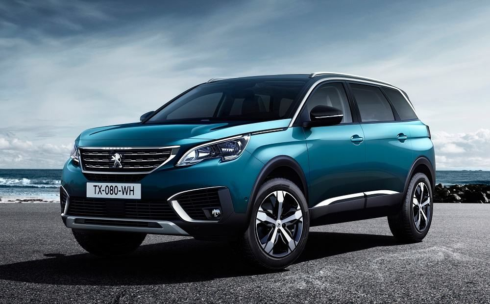 The SUV-led Peugeot revival will continue in 2017 with the French ...