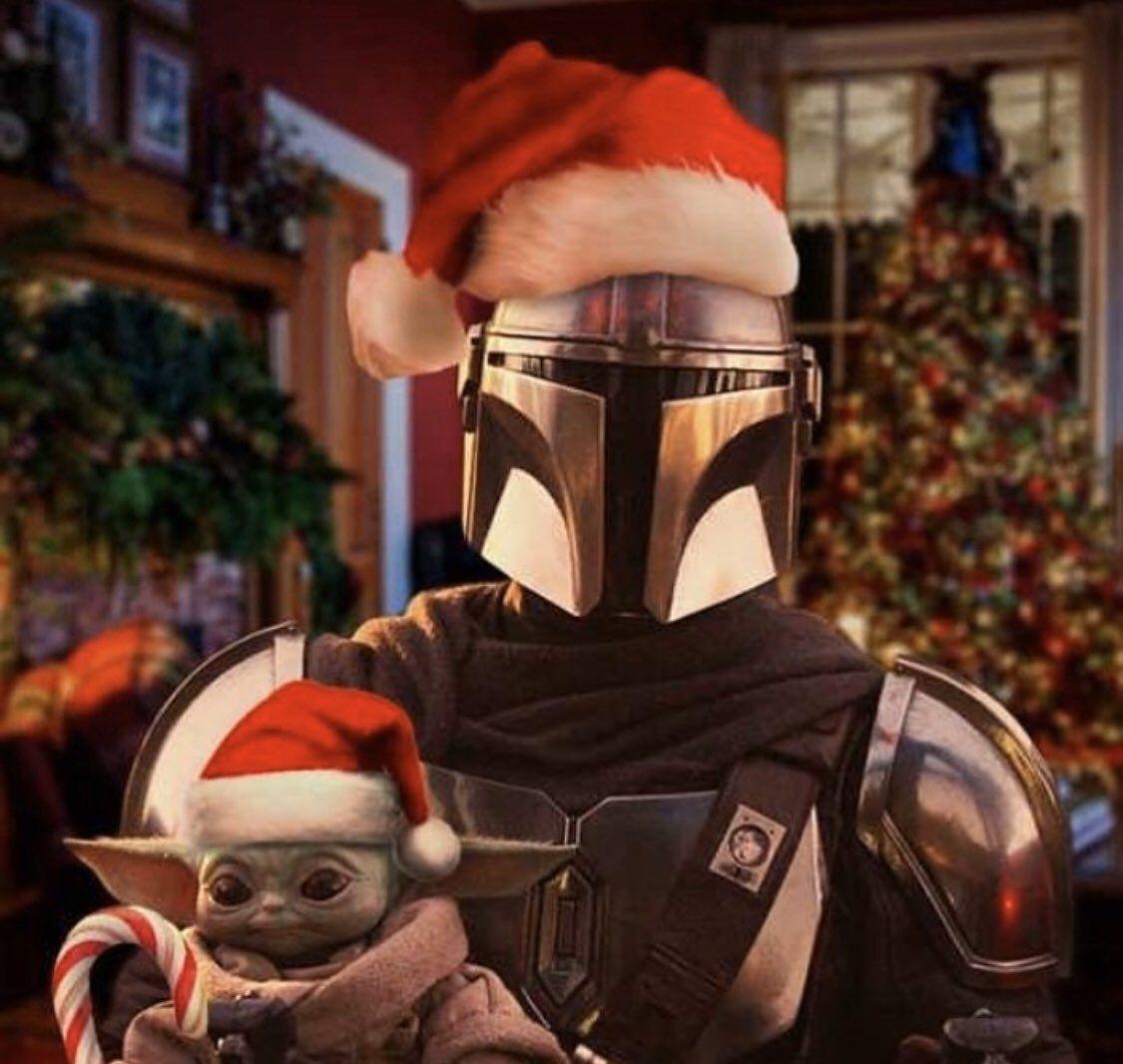 Cardardardardar On Twitter Star Wars Christmas Star Wars Baby Star Wars Pictures