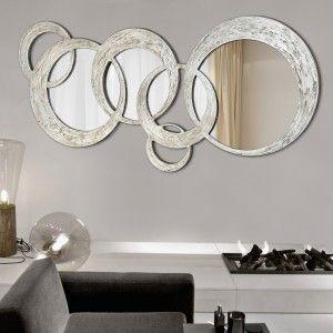 Circles P2934 | Idee per la casa | Specchi da parete ...