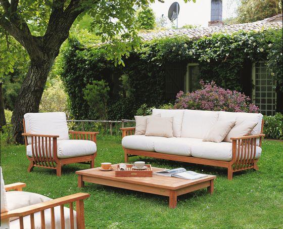 Garden sofas | Garden lounge | Chelsea | Unopiù. Check it out on ...
