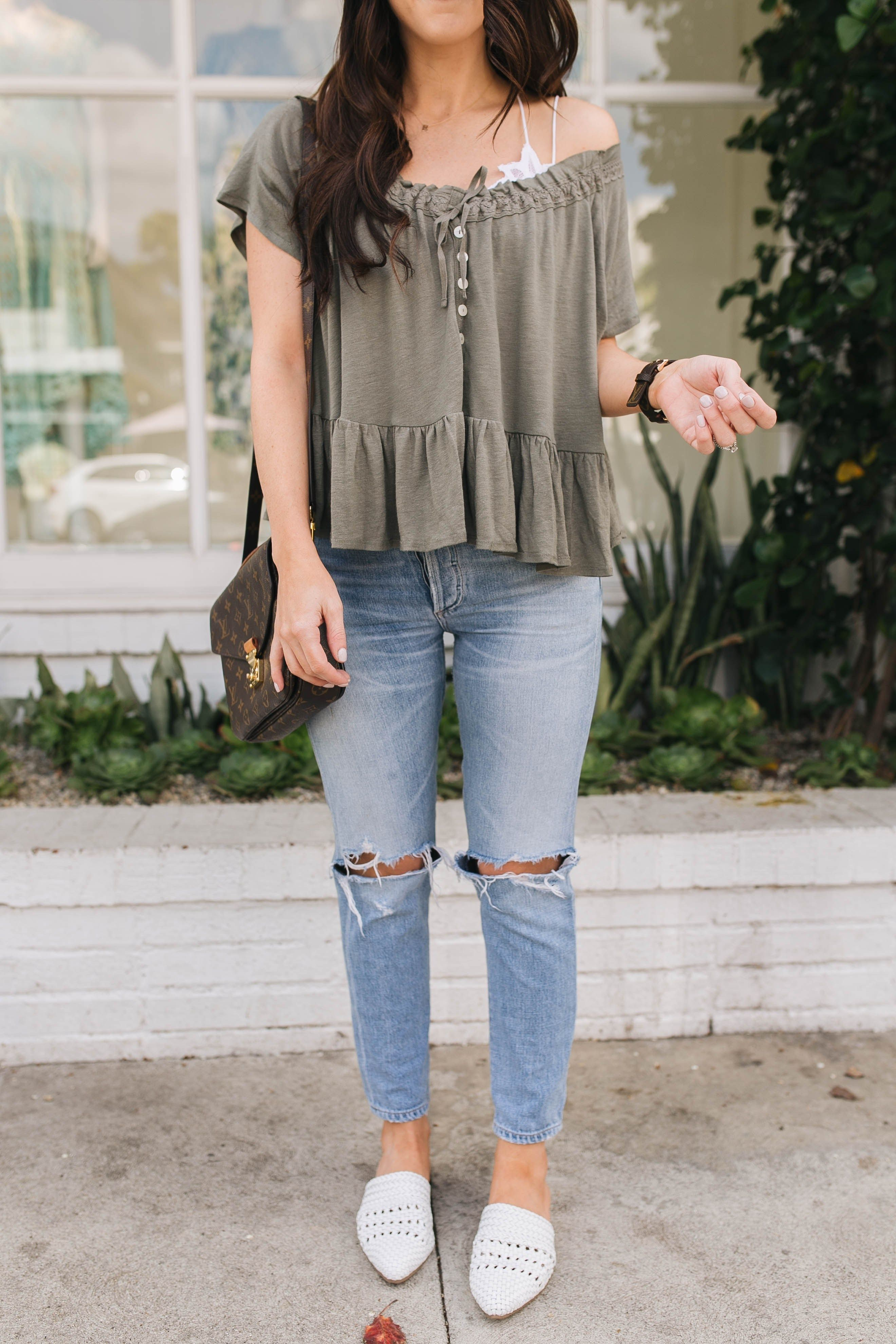 3 Ways to Wear Mom Jeans -   17 cute casual style ideas