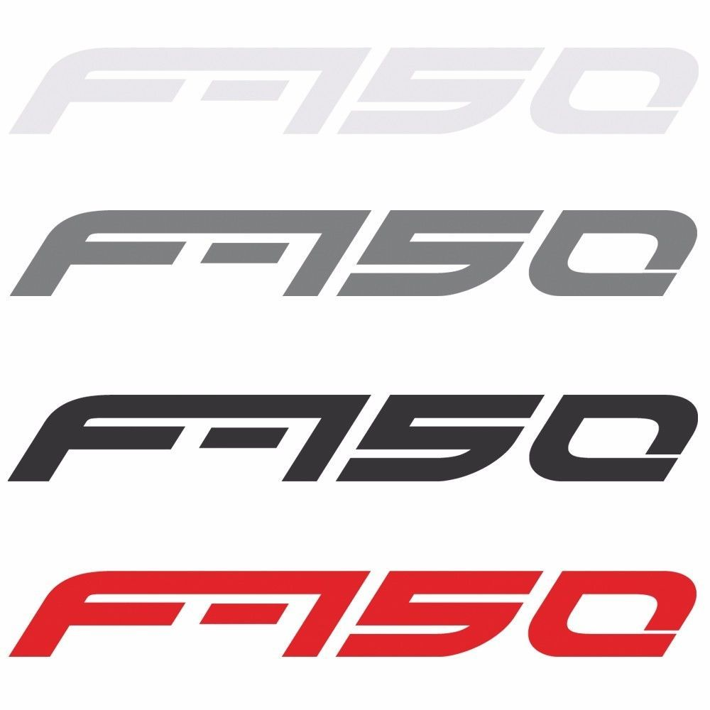 Detailkorea Car Decal Sticker x2 Pair for Ford F150 or Raptor #Detailkorea #Car #Car_Sticker #Decal_Sticker #FORD #F150