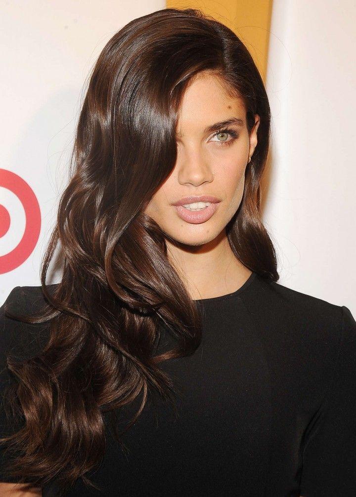 Beautiful Sara Sampaio Hair Color Auburn Hair Styles Brunette Hair Color