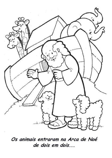 Imagens Biblicas Para Colorir Sunday School Coloring Pages